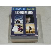 LONGMIRE: THE COMPLETE SEASONS 1-4 DVD SETS NEW