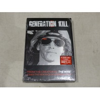 GENERATION KILL 7-PART HBO MINISERIES 3-DISC DVD SET NEW