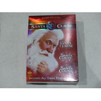 HOLIDAY COLLECTION THE SANTA CLAUSE COLLECTION DVD NEW