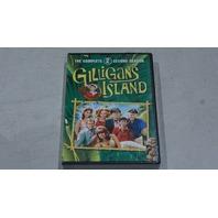 GILLIGAN'S ISLAND: THE COMPLETE SECOND SEASON DVD SET NEW