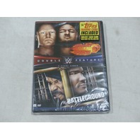 W DOUBLE FEATURE 2 EVENT COMBO DVD NEW