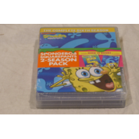 SPONGEBOB SQUAREPANTS: THE COMPLETE FIFTH AND SIXTH SEASON DVD SETS NEW