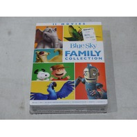 BLUE SKY 11 MOVIE FAMILY COLLECTION DVD NEW
