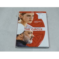 THE CIRCLE DVD NEW W/ SLIPCOVER