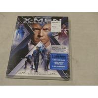 X-MEN: BEGINNINGS TRILOGY BLU-RAY+DIGITAL HD NEW