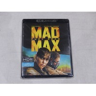 MAD MAX FURY ROAD 4K ULTRA HD NEW