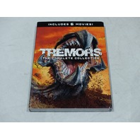 TREMORS THE COMPLETE COLLECTION DVD NEW