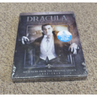 DRACULA LEGACY COLLECTION ALL 6 FILMS FROM THE ORIGINAL LEGACY 1931-1948 BLU RAY