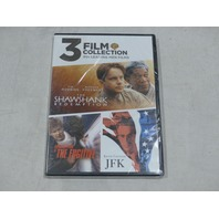 3-FILM COLLECTION 90S LEADING MEN FILMS DVD NEW