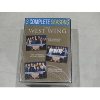 THE WEST WING 3 COMPLETE SEASONS 1-3 DVD NEW