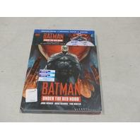 BATMAN: UNDER THE RED HOOD GRAPHIC NOVEL+ORIGINAL MOVIE+DIGITAL (BLU-RAY+DVD)