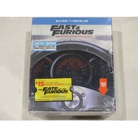 FAST AND FURIOUS THE ULTIMATE RIDE COLLECTION LIMITED EDITION BLU-RAY+DIGITAL HD