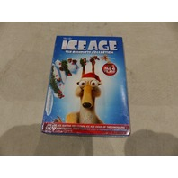 ICE AGE: THE COMPLETE COLLECTION DVD SET NEW