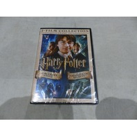 HARRY POTTER: AND THE SORCERER'S STONE/THE CHAMBER OF SECRETS (YEARS 1 & 2) DVD