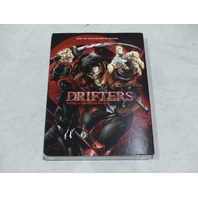 DRIFTERS EPISODES 1-12 DVD NEW W/ SLIPCOVER