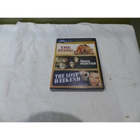 SPOTLIGHT 3-MOVIE COLLECTION THE STING, THE DEER HUNTER, THE LOST WEEKEND DVD