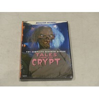 TALES FROM THE CRYPT: THE COMPLETE SEVENTH SEASON DVD SET NEW