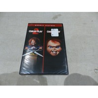 CHILD'S PLAY DOUBLE FEATURE DVD SET NEW