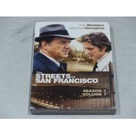 THE STREETS OF SAN FRANCISCO SEASON ONE VOLUME ONE (SEASON 1 VOLUME 1) DVD NEW