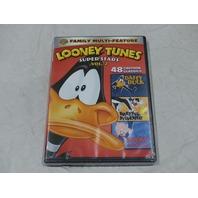 LOONEY TUNES SUPER STARS VOL.2 DVD NEW