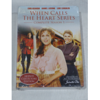 WHEN CALLS THE HEART: COMPLETE SEASON 1 DVD SET NEW