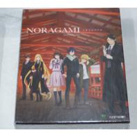 NORAGAMI ARAGOTO: SEASON TWO BLU-RAY+DVD NEW
