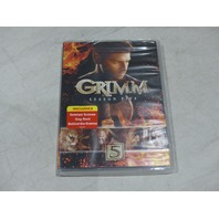 GRIMM SEASON FIVE DVD NEW
