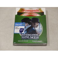 SHERLOCK HOLMES COLLECTION DVD WITH CAN COOLER NEW