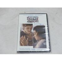 EVERYTHING, EVERYTHING DVD NEW