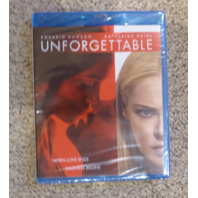 UNFORGETTABLE BLU-RAY NEW / SEALED W/OUT SLIPCOVER