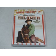 THE LONER: THE COMPLETE SERIES DVD SET NEW W/ SLIPCOVER