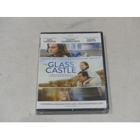 THE GLASS CASTLE DVD NEW