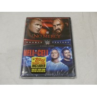 NO MERCY 2017 HELL IN A CELL DVD NEW