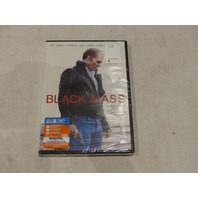 BLACK MASS DVD NEW
