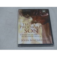 THE PRODIGAL SON BY JOHN MACARTHUR FIVE SESSIONS DVD NEW