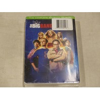 THE BIG BANG THEORY THE COMPLETE SEVENTH & EIGHTH SEASONS DVD NEW