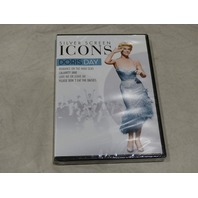 SILVER SCREEN ICONS DORIS DAY DVD NEW