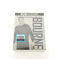 JASON BOURNE: 5 MOVIE ULTIMATE COLLECTION  4K+BLU-RAY+DIGITAL HD