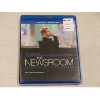 THE NEWSROOM BLU-RAY + DIGITAL HD NEW