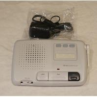 INTERTALK AF333 3-CHANNEL FM WIRELESS INTERCOM W/ AC ADAPTER FCC ID 2AAYF-AF333