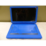 """EMATIC 14"""" PORTABLE DVD PLAYER EPD141BU"""