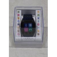 ITOUCH BLACK SMART WATCH W/ BLUE STRAPS ITC3160BK590-426
