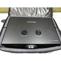 PANASONIC PT-AE2000U LCD PROJECTOR + CARRYING CASE
