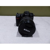 NIKON D7000 DIGITAL SLR CAMERA + NIKKOR AF-S 24-120 MM 14 G ED LENS