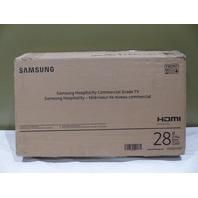 SAMSUNG HG28NE470AF 28IN HOSPITALITY COMMERCIAL LED TV 720P