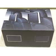 "NAVISKAUTO 10.1"" HEADREST DVD PLAYER / MONITOR HD 1080P LCD SCREEN CH10003S"