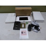 KMOON 7 IN.WIRED COLOR VIDEO DOOR PHONE VISUAL DOORBELL INTERCOM SYSTEM WD01H12