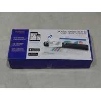 VUPOINT SOLUTIONS MAGIC WAND WI-FI II PORTABLE SCANNER PDSWF-ST47PU-VP