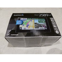 GARMIN NUVI 2589LMT 5 IN.GPS W/ ACCESSORIES