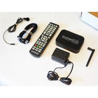 SHOWHD STV-102 AW HD1080P ARABIC STREAMING MEDIA PLAYER Z8P-KTTV102W DUNE HD
